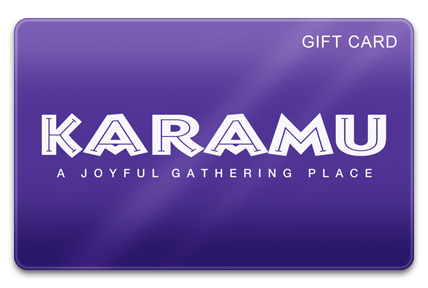 Karamu House Physical Gift Card